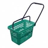 Корзина покупательская пластиковая 40л