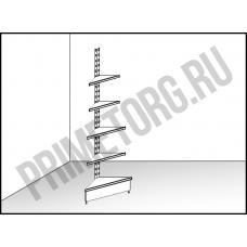 Стеллаж внешнего угла BRG HL 2350*620*620мм